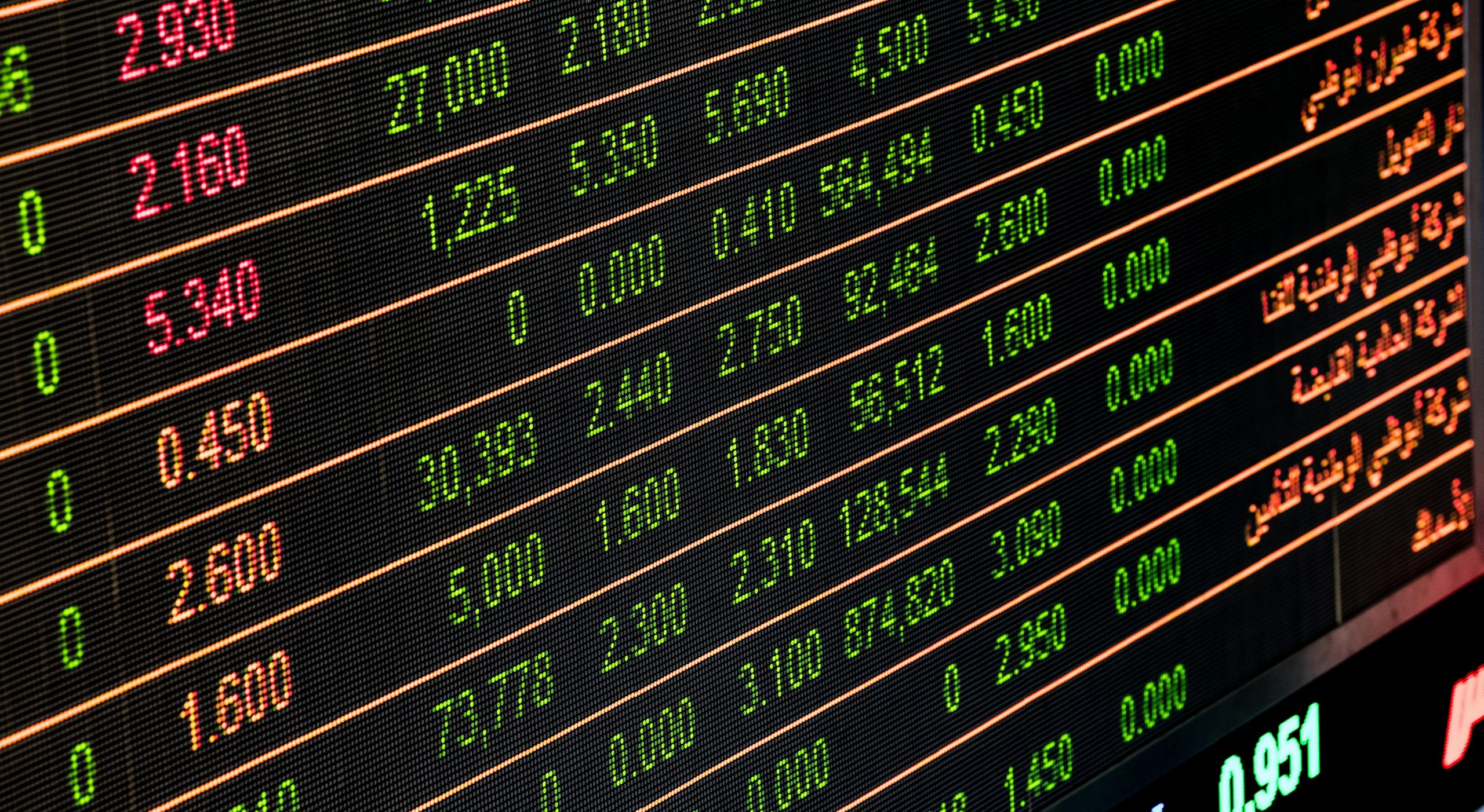 Record interest in investing and personal finance in Europe